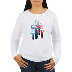 Colorful Crosses T-Shirt