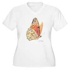 fritillary in flight T-Shirt