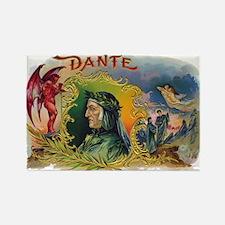Dante's Inferno Rectangle Magnet $4.99