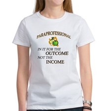 In it for the outcome copy T-Shirt