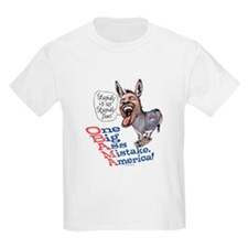 Stupidly Anti Obama T-Shirt