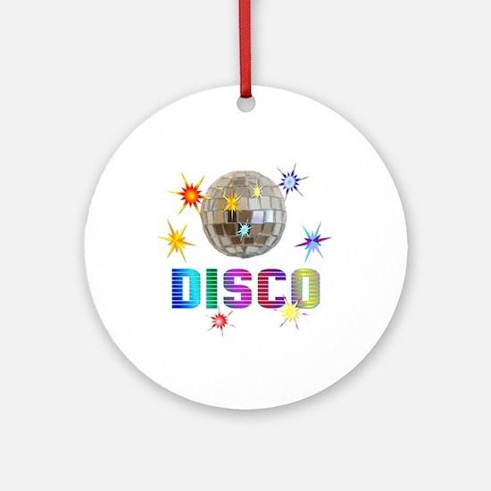 Disco Ornament (Round)