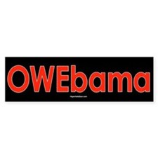OWEbama Bumper Bumper Sticker
