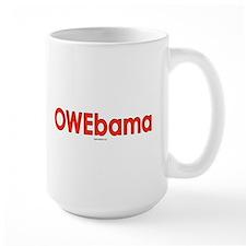 OWEbama Mug