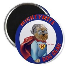 """Mighty Mite Dog 2.25"""" Magnet (10 pack)"""