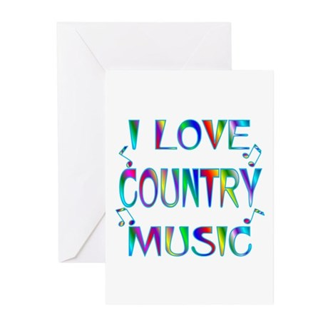 Country Greeting Cards (Pk of 20)