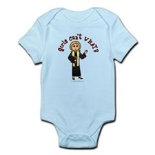 Blonde Preacher Infant Bodysuit