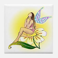 Tinkerbell Tile Coaster
