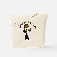 Dark Preacher Tote Bag