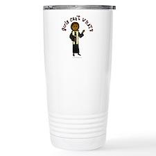 Dark Preacher Travel Mug