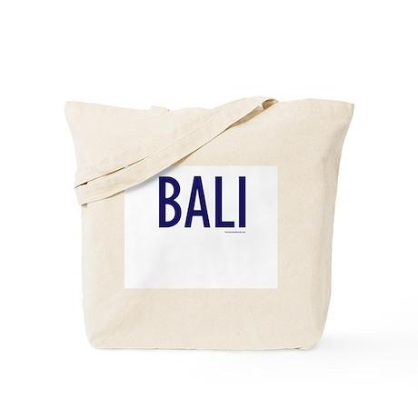 Bali (Navy) - Tote Bag