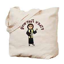 Light Preacher Tote Bag