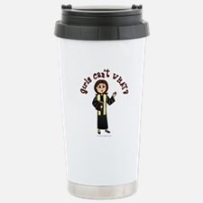 Light Preacher Stainless Steel Travel Mug