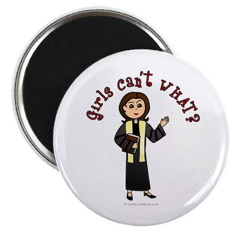 Light Preacher Magnet