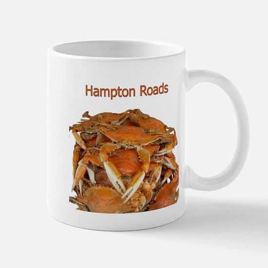 Hampton Roads Crabs Mug