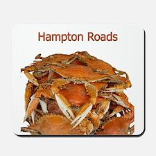 Hampton Roads Crabs Mousepad