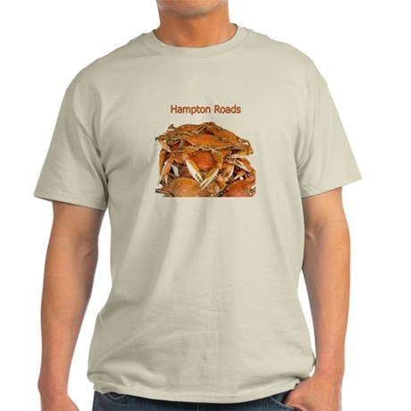 Hampton Roads Crabs Light T-Shirt