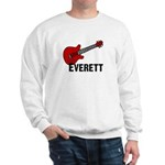 Guitar - Everett Sweatshirt