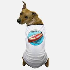 The Manistee, Michigan Dog T-Shirt