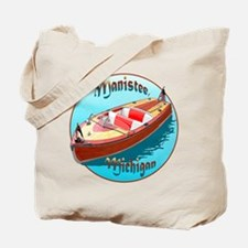 The Manistee, Michigan Tote Bag