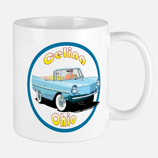 The Celina, Ohio Mug