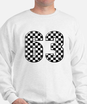Find your number on RaceFashion.com Sweatshirt