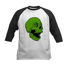 green skully Tee