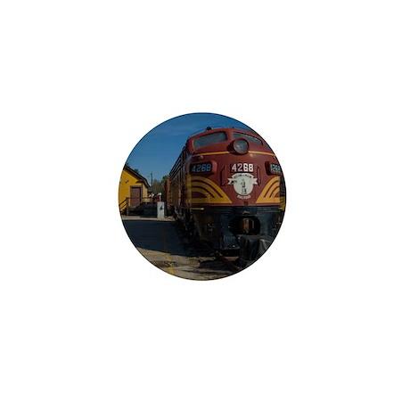 Diesel Engine 4268 Mini Button (10 pack)