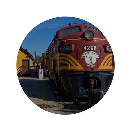 """Diesel Engine 4268 3.5"""" Button"""