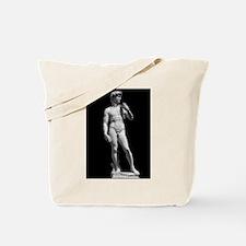 Cute David manning Tote Bag