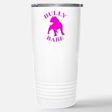 Bully Babe Travel Mug