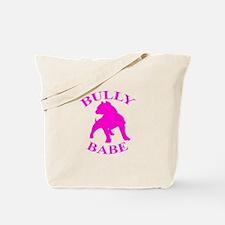 Bully Babe Tote Bag