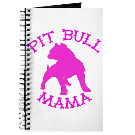 Pitbull Mama Solid Journal