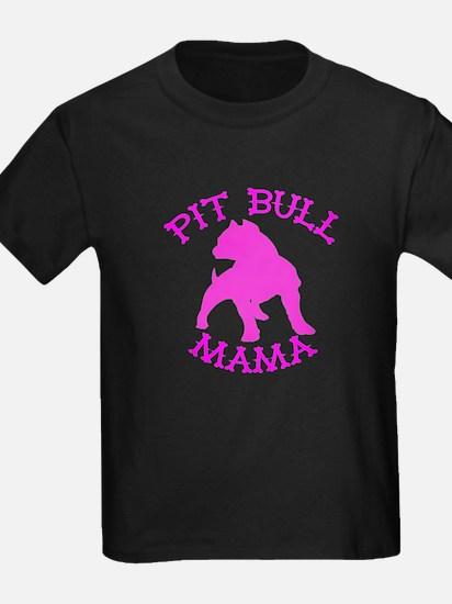 Pitbull Mama Solid T