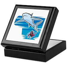 SHARK (18) Keepsake Box