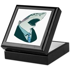 SHARK (19) Keepsake Box