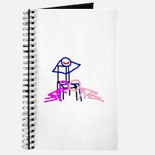 Stick figure 3 Journal