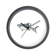 SHARK (21) Wall Clock