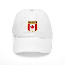 Canadian Crest Baseball Cap