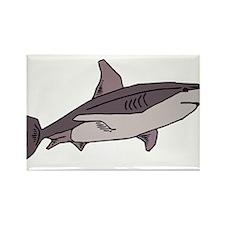 SHARK (24) Rectangle Magnet
