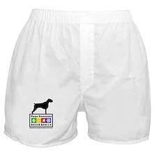 FSBR logo with Boxer Icon Boxer Shorts
