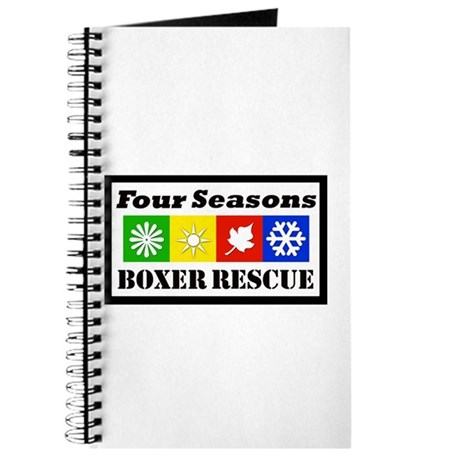 FSBR Logo without Boxer Icon Journal