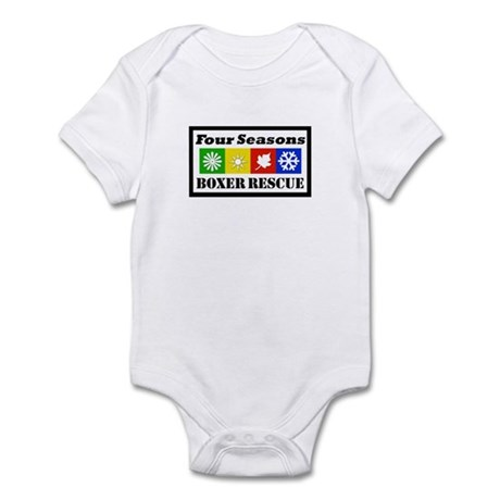 FSBR Logo without Boxer Icon Infant Bodysuit