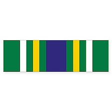 Korean Defense Service Ribbon Bumper Bumper Sticker
