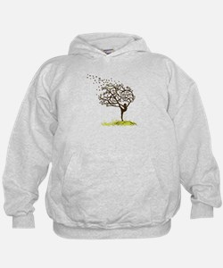 Stretching My Limbs Hoodie