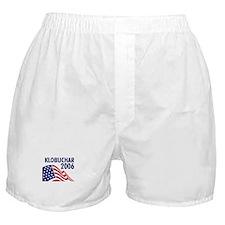 Klobuchar 06 Boxer Shorts