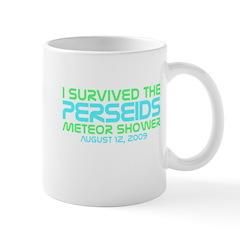 Perseids Meteor Shower Mug