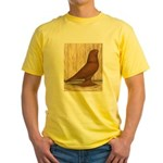 WOE Red Tumbler Yellow T-Shirt