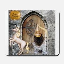 Medieval Cairn Terrier Mousepad
