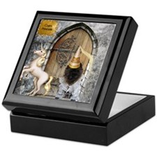 Medieval Cairn Terrier Keepsake Box